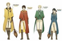 A fan art of the Harry Potter Seekers. :) ~Ren: Cedric Diggory  Draco Malfoy  Harry Potter  Shitherla  cnnnndor  Cho Chang  Ravenclaw A fan art of the Harry Potter Seekers. :) ~Ren