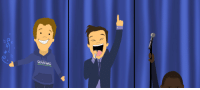 """Love, Target, and Tumblr: CEHAKS <p><a href=""""http://fallontonightdrawn.tumblr.com/post/110948937662/epic-lip-sync-battle"""" class=""""tumblr_blog"""" target=""""_blank"""">fallontonightdrawn</a>:</p><blockquote><p>Epic. Lip-Sync. Battle.</p></blockquote><p>Such an awesome rendition of <a href=""""https://www.youtube.com/watch?v=HvRypx1lbR4&amp;index=5&amp;list=PLykzf464sU9-uj2DvWN3k3S6k_EPDw9pN"""" target=""""_blank"""">the lip sync battle</a>! We love this!</p><p>If you guys make fan art, tag it <b>#FalPalFanArt</b>!</p>"""