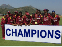 Memes, Congratulations, and India: cel  Digice  Digice  Digicel  gic  Digic  CHAMPIONS Congratulations West Indies women on winning the T20I series 3-0 against India.