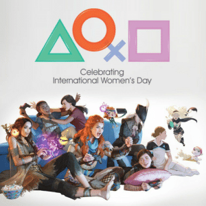PS4 #InternationalWomensDay Celebration https://t.co/JTtTb8iskL: Celebrating  International Women's Day PS4 #InternationalWomensDay Celebration https://t.co/JTtTb8iskL