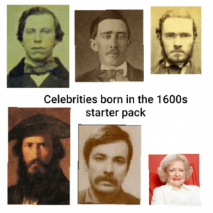 Celebrities born in the 1600s staterpack: Celebrities born in the 1600s staterpack