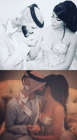 celebslovelove:  The Handsomest Man in the World Got Married! Remember Omar Borkan Al Gala? He was the man who was kicked out of Saudi Arabia for being too handsome. Well, the world's handsomest man is now a married man! The lucky wife is a fashion designer named Yasmine. She is also considered to have one of the most beautiful faces in the world. Their marriage has gotten was criticism online though. Some people have left comments online saying Yasmin is not beautiful enough for Omar.   i dont get it. my husband is getting married? that makes no sense : celebslovelove:  The Handsomest Man in the World Got Married! Remember Omar Borkan Al Gala? He was the man who was kicked out of Saudi Arabia for being too handsome. Well, the world's handsomest man is now a married man! The lucky wife is a fashion designer named Yasmine. She is also considered to have one of the most beautiful faces in the world. Their marriage has gotten was criticism online though. Some people have left comments online saying Yasmin is not beautiful enough for Omar.   i dont get it. my husband is getting married? that makes no sense
