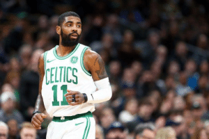 "Kyrie Irving and Nets meeting in New York on Sunday; ""motivated to move quickly"" towards four-year, $141M max deal, per Adrian Wojnarowski: CELTICS  1 Kyrie Irving and Nets meeting in New York on Sunday; ""motivated to move quickly"" towards four-year, $141M max deal, per Adrian Wojnarowski"