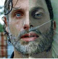 Transformation of the Rick Grimes TheWalkingDead: CENESOFWD Transformation of the Rick Grimes TheWalkingDead