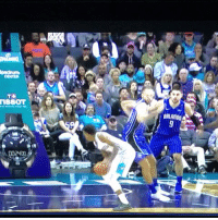 Life comes at you fast  (Video via @World_Wide_Wob) #Hornets https://t.co/oPTnPOOJWy: CENTER  18801 Life comes at you fast  (Video via @World_Wide_Wob) #Hornets https://t.co/oPTnPOOJWy