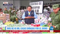 """News, Tumblr, and Blog: CENTRO DE CALON OS MANTEHIWIENT  ACOPIO  Vivo  Tuxtla Gutierrez, Chis.  INIEN  MÁS DE 45 MIL CASAS DAÑADAS POR EL SISMO  FORO  tv  S 800, LOMAS DE VIRREYES, Y ALMACENES 74 CUAUHTEMOC; TLATELOLC <p><a href=""""https://soyalexnajera.tumblr.com/post/165527045246/this-was-mexican-television-right-when-the"""" class=""""tumblr_blog"""">soyalexnajera</a>:</p> <blockquote><p><i><b>THIS WAS MEXICAN TELEVISION RIGHT WHEN THE EARTHQUAKE STARTED</b></i></p></blockquote>  <p>This is terrible but can we talk about how professional that news anchor was? He just kind of glanced up like &ldquo;oh the building is shaking I guess it&rsquo;s time to go now&rdquo;</p>"""