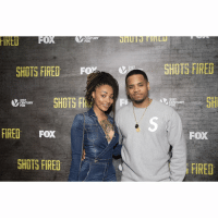 """BallerAlert - spotted - MackWilds Dutchess SunshineAnderson and AnthonyHamilton at the private VIP screening for """"Shots Fired"""" in Charlotte (scroll for more pics): CENTURY  A FOX  SHOTS FIRED. Fo  21ST  CENTURY  FOX  FIRED FOX  SHOTS FIRED  21ST  SHOTS FIRED  21ST  CENTURY  FOX  FIRET BallerAlert - spotted - MackWilds Dutchess SunshineAnderson and AnthonyHamilton at the private VIP screening for """"Shots Fired"""" in Charlotte (scroll for more pics)"""