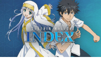 Dank, Head, and Academy: CERTAIN/M A BIC Head back to Academy City and relive the adventures of its super-powered students! A Certain Magical Index and A Certain Scientifc Railgun are on sale now.  http://funi.to/2ecsWoL