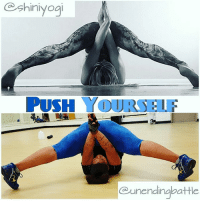 @shiniyogi thank you for the motivation ♡♡♡ ▪I have been working on my inversions and stepping out of my comfort zone. I love yoga. I love Fitness. I hate excess skin hahaha but I am learning that until I can get it removed I have to make the most of it and not let it hinder me. ▪Anytime I do inversions or things where I flip upside down hahaha the skin automatically follows so I always hesitate trying new things or videotaping and recording but I'm over that. I have worked too hard and will continue to push myself past any limitations. 💪 Past any stereotypes.🙌 Past any doubts.❤ Never stop believing in yourselves my warriors and I promise I won't stop either 🤗🌝 ⚠⚠⚠➡➡➡Video coming soon this afternoon. Love you guys💜💖💚 @unendingbattle ⚋⚋⚋⚋⚋⚋ For those who are new to my journey I followed @weightwatchers for four years and added fitness to my daily life. Now I'm addicted. For more on my journey please check out my page @unendingbattle ⚋⚋⚋⚋⚋⚋ ⚠⚠⚠Anyone interested in donating to my Excess skin removal surgery 😓 ➡➡➡http:-www.gofundme.com-unendingbattle ⚋⚋⚋⚋⚋⚋ extremeweightloss fundraiser weightlosstransformation weightloss transformation inspire bodypositivefitness inspiration yoga keepgoing nevergiveup losingweight fitness excessskin plasticsurgery girlswholift strongoverskinny strength yogi yogiintraining LoveYourSelf strongnotskinny progressnotperfection fitchick fitnessinspiration fitness lesmills BodyPump beforeandafter unendingbattle: Ceshiniyogi  PUSH YOURSELF  eunendinabattle @shiniyogi thank you for the motivation ♡♡♡ ▪I have been working on my inversions and stepping out of my comfort zone. I love yoga. I love Fitness. I hate excess skin hahaha but I am learning that until I can get it removed I have to make the most of it and not let it hinder me. ▪Anytime I do inversions or things where I flip upside down hahaha the skin automatically follows so I always hesitate trying new things or videotaping and recording but I'm over that. I have worked too hard and will 