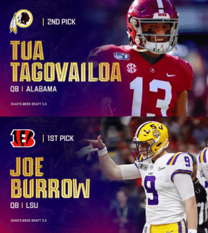 .@chad_reuter's 2020 Mock @NFLDraft 3.0 is in.  Who is your team taking in the first round? 👇 https://t.co/8Z0wMz3TIK: .@chad_reuter's 2020 Mock @NFLDraft 3.0 is in.  Who is your team taking in the first round? 👇 https://t.co/8Z0wMz3TIK