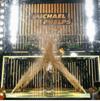 The ultimate legend deserves the ultimate honor - GOLD SLIME. Congrats MichaelPhelps! 🙌 KidsChoiceSports: CHAEL The ultimate legend deserves the ultimate honor - GOLD SLIME. Congrats MichaelPhelps! 🙌 KidsChoiceSports