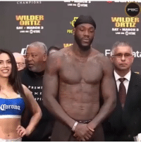 Funny, Shit, and Girl: CHAMPIONS  PBC  WILDER  ORTIZ  SAT MARCH 3  WILDER  ORTIZ  SAT MARCH  PRC  Fl  at  PREMI  XI  PI  Torona Who you got tonight?? 💪🏾💪🏾💪🏾👀... scared the shit outta that girl... but she stood straight 😂😂😂😂