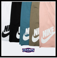 Memes, Nike, and Sports: CHAMPS  SPORTS Flavors. Do yourself a favor and step your short game up with the staple Nike Alumni short.