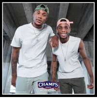 Get fresh for the summer in the @csg.brand Reform collection. Worn by young sensations @armonandtrey! Now at Champs!: CHAMPS  SPORTS  GAME  WE KNOW Get fresh for the summer in the @csg.brand Reform collection. Worn by young sensations @armonandtrey! Now at Champs!