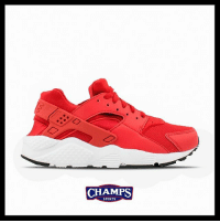 Fresh, Memes, and Sports: CHAMPS  SPORTS Keep the kids fresh this summer in the classic Huarache! Available in all kids sizes.