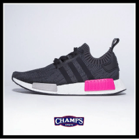 Memes, Sports, and 🤖: CHAMPS  SPORTS Primeknit NMD for the ladies. Summers not over yet! Add these to your collection now at select Champs!