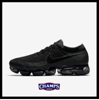 "Memes, Nike, and Sports: CHAMPS  SPORTS Something about all black kicks! Nike Vapor Max ""Anthracite"" drops this Thursday in women's and men's."