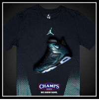 All Star Weekend is right around the corner! Get fitted with the 6s. WeKnowGame: CHAMPS  SPORTS  WE KNOW GAME. All Star Weekend is right around the corner! Get fitted with the 6s. WeKnowGame