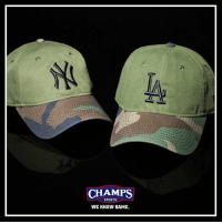 Camo Vibes. @neweracap 920 available now!: CHAMPS  SPORTS  WE KNOW GAME. Camo Vibes. @neweracap 920 available now!
