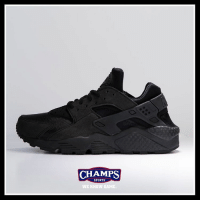 Memes, Sports, and The All: CHAMPS  SPORTS  WE KNOW GAME Can't lose with the all black Huarache. WeKnowGame