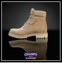 """Memes, Timberland, and 🤖: CHAMPS  SPORTS  WE KNOW GAME. Flex this winter in the brand new @timberland 6"""" Croissant Boot! WeKnowGame"""