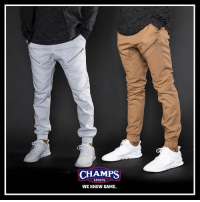 Fresh new Moto Joggers by @csg.brand just touched down at Champs! Stop by and pick up a pair today!: CHAMPS  SPORTS  WE KNOW GAME. Fresh new Moto Joggers by @csg.brand just touched down at Champs! Stop by and pick up a pair today!
