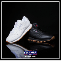 It doesn't get much more classic than this. @reebokclassics Leather now at Champs!: CHAMPS  SPORTS  WE KNOW GAME It doesn't get much more classic than this. @reebokclassics Leather now at Champs!