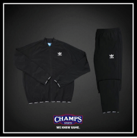 Adidas, Memes, and 🤖: CHAMPS  SPORTS  WE KNOW GAME. Level up in the redesigned adidas Superstar 2.0 Tracksuit @adidasoriginals