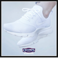 Spring clean. Ladies get ready for the nice weather with Nike Presto Fly.: CHAMPS  SPORTS  WE KNOW GAME Spring clean. Ladies get ready for the nice weather with Nike Presto Fly.