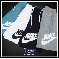Memes, Nike, and Sports: CHAMPS  SPORTS  WE KNOW GAME. Spring is on deck! nike Alumni shorts now at Champs! Pick a color.