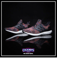"""The adidas Ultra Boost LTD """"Multi"""" are hitting select stores now! Are you feeling them?: CHAMPS  SPORTS  WE KNOW GAME. The adidas Ultra Boost LTD """"Multi"""" are hitting select stores now! Are you feeling them?"""