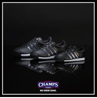 The classic @adidasoriginals Samoa dress up for the ladies smallest to tallest. Now at Champs. @champssports.womens: CHAMPS  SPORTS  WE KNOW GAME. The classic @adidasoriginals Samoa dress up for the ladies smallest to tallest. Now at Champs. @champssports.womens