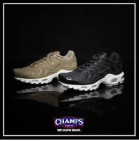 "Memes, Nike, and Sports: CHAMPS  SPORTS  WE KNOW GAME. The classic Nike Air Max Plus gets a lightweight ""Breathe"" material for the summer! Pick up a pair now at Champs!"