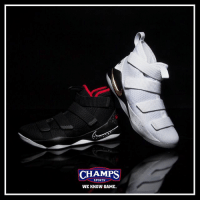 The Nike Lebron Soldier 11 is available in 2 dope new colorways at Champs! Which one are you feeling?: CHAMPS  SPORTS  WE KNOW GAME. The Nike Lebron Soldier 11 is available in 2 dope new colorways at Champs! Which one are you feeling?