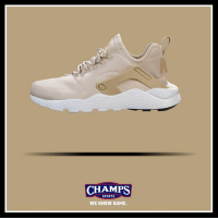 6facf4e3c80 CHAMPS SPORTS WE KNOW GAME the Oatmeal Linen Huarache Ultra Has Arrived!