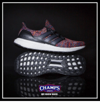 "Adidas, Memes, and Sports: CHAMPS  SPORTS  WE KNOW GAME Vibrant. @adidas Ultraboost LTD ""Multi"" now at Champs!"