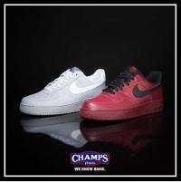 You can never go wrong with the Nike AF1! Fresh colorways now at Champs!: CHAMPS  SPORTS  WE KNOW GAME. You can never go wrong with the Nike AF1! Fresh colorways now at Champs!