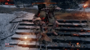 I played sekiro for the first time today and got yeeted into uninstalling lol: Chaned Ogre I played sekiro for the first time today and got yeeted into uninstalling lol