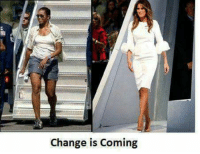 change is coming: Change is Coming