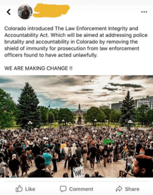 change is finally starting, and the protests are working by Past_Idea MORE MEMES: change is finally starting, and the protests are working by Past_Idea MORE MEMES