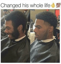 """Changed his whole life  00 NIGGA WENT FROM WEREWOLF TO """"WHERE THE HOES AT?"""""""