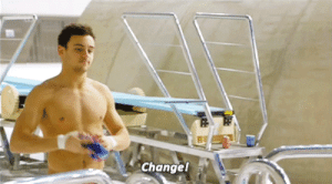 human:  selfloveclub:  famousmeat:  Tom Daley tries to get Dan Osborne to change into speedos  I thought this was an intro to a gay porn   same: Changel human:  selfloveclub:  famousmeat:  Tom Daley tries to get Dan Osborne to change into speedos  I thought this was an intro to a gay porn   same