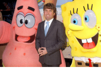 channelfrederator:Stephen Hillenburg, the creator of Spongebob Squarepants, has passed away. Thank you for creating this wonderful show. We are sending love to his family. : channelfrederator:Stephen Hillenburg, the creator of Spongebob Squarepants, has passed away. Thank you for creating this wonderful show. We are sending love to his family.