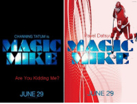 CHANNING TATUM is  Are You Kidding Me?  JUNE 29  Pavel Datsyu  E 29 LOL!!!! made this myself :P   -Vinayy