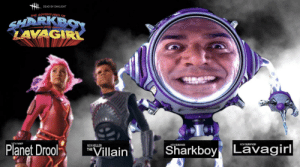 Chapter XX: Sharkboy and Lavagirl: Chapter XX: Sharkboy and Lavagirl