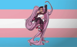 charactersdemandingtransrights:Entrapta demands trans rights !!!: charactersdemandingtransrights:Entrapta demands trans rights !!!