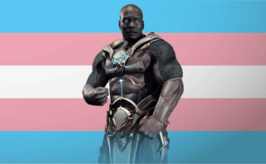 charactersdemandingtransrights:  Geras demands trans rights !!!: charactersdemandingtransrights:  Geras demands trans rights !!!