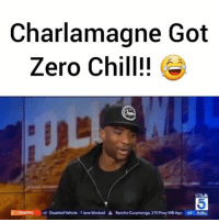 @cthagod got no chill! 😂😂 vid via @ecrenaissance kanyewest getout sunkenplace @pmwhiphop @pmwhiphop @pmwhiphop @pmwhiphop @pmwhiphop @pmwhiphop: Charlamagne Got  Zero Chill  TRAFFIC id-Disabled Vehicle-1lare blocked Rancho Cucamonga.  61 02SA @cthagod got no chill! 😂😂 vid via @ecrenaissance kanyewest getout sunkenplace @pmwhiphop @pmwhiphop @pmwhiphop @pmwhiphop @pmwhiphop @pmwhiphop