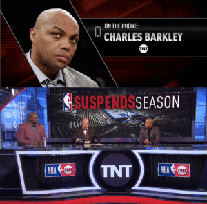 Charles Barkley said he's been feeling sick so he took a Coronavirus test & is currently awaiting results while being self quarantined.    https://t.co/h3CcAJKNvS: Charles Barkley said he's been feeling sick so he took a Coronavirus test & is currently awaiting results while being self quarantined.    https://t.co/h3CcAJKNvS