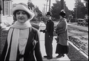 Charlie Chaplin invents the Distracted Boyfriend meme (c.1925): Charlie Chaplin invents the Distracted Boyfriend meme (c.1925)